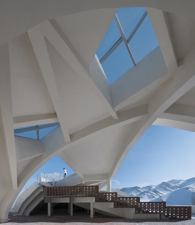 Категория «Интерьер», автор: Yao Li. Здание музея западных регионов в Дунчжуане (Китай) Архитекторы: Xinjiang Wind Architectural Design & Research Institute