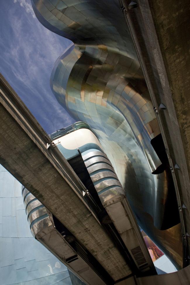 Категория «Чувство места», автор: Conchi Martínez. Музей современной поп-культуры в Сиэтле (США). Архитектор: Frank Gehry