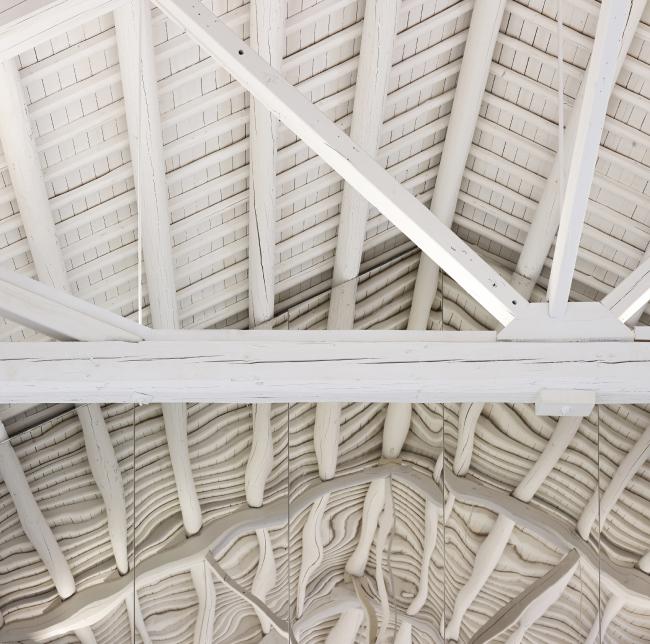 Категория «Интерьер», автор: Zhenfei Wang. Частный музей современного искусства Tianrenhe (Ханчжоу, Китай). Архитекторы: HHDFUN.