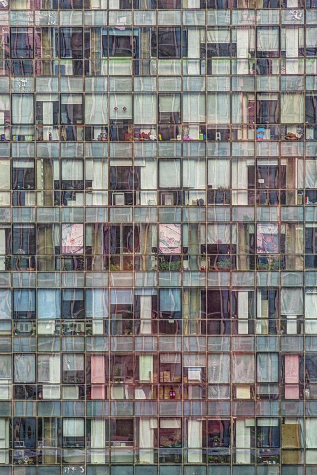 Категория «Здания в действии», автор: Tom Stahl. Офисное здание в Пекине (Китай)