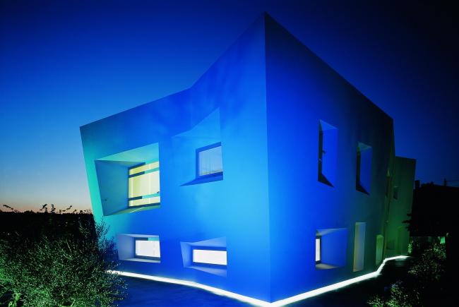 Офис студии Skira в Пуле – House of Light, «Дом света» © Nenad Fabijanić