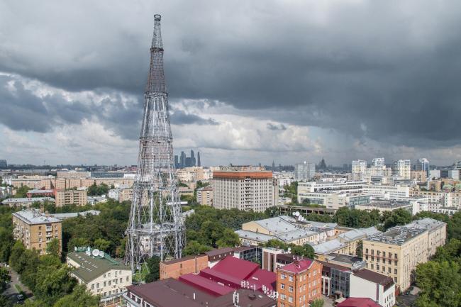 Шуховская башня. Фото © Денис Есаков