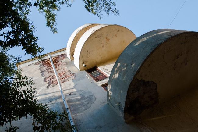 Дом-коммуна Наркомфина. Фото © Natalia Melikova | The Constructivist Project