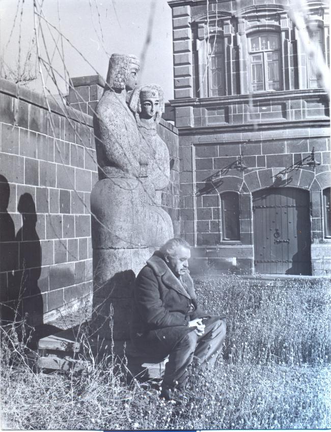 Ленинакан (Гюмри), декабрь 1988 года.