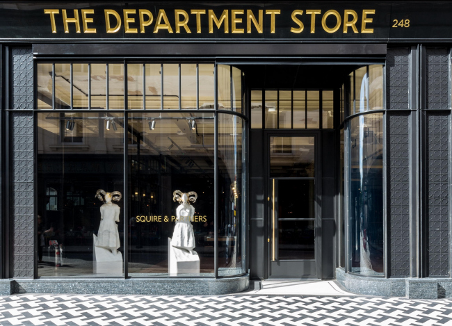 The Department Store – офис Squire and Partners © James Jones