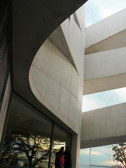 Фонд Ибере Камарго в Порту-Алегри, Бразилия. 1998-2008