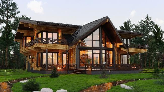 Дом в Завидове