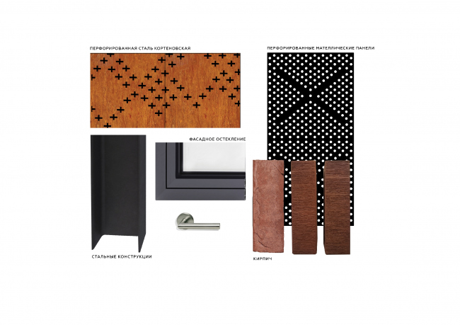 """Bolshevik"" apartment housing complex. Materials © IND Architects"