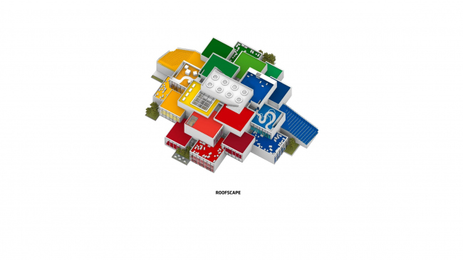 LEGO House © BIG