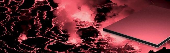Панель ALUCOBOND® Spectra & Sparkling. Изображение с сайта alucobond.com