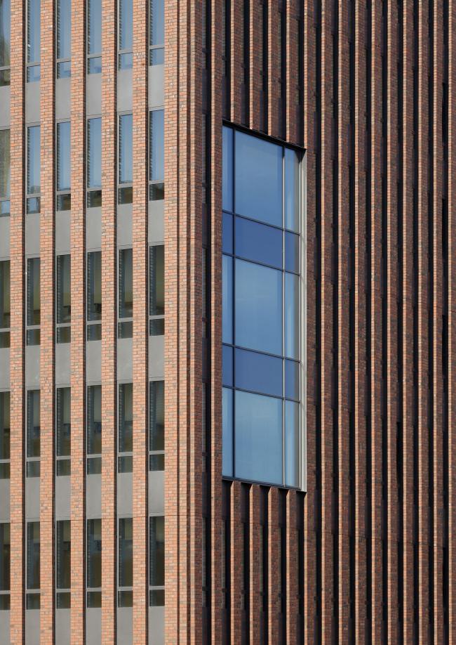 Комплекс U-Viertel. Фото: Hans Jürgen Landes