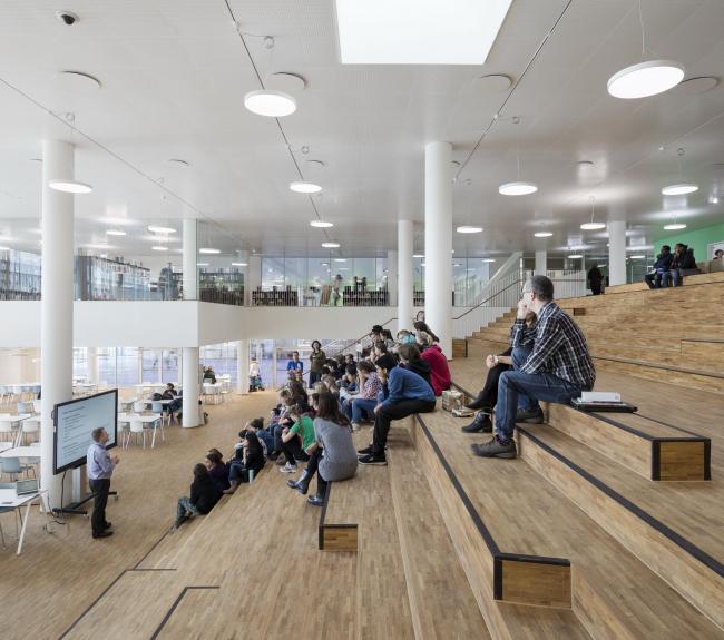 Копенгагенская международная школа  © Adam Mørk