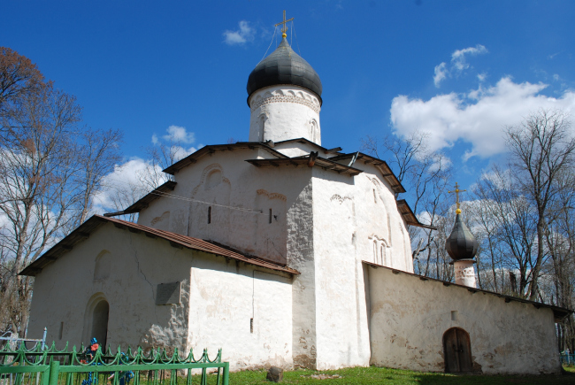 Церковь Успения в Мелетове, 1461-1462. Фотография: 2011, Сержант Пеппер  CC BY-SA 3.0