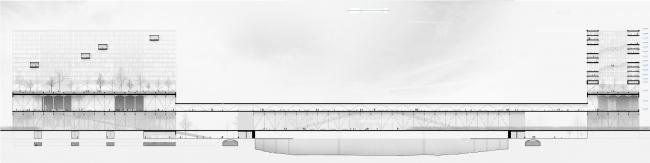 Концепция развития станции МЦК «Верхние котлы». Автор: Анастасия Болдырева