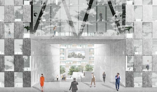 Концепция развития станции МЦК «Новохохловская». Автор: Татьяна Швейковская