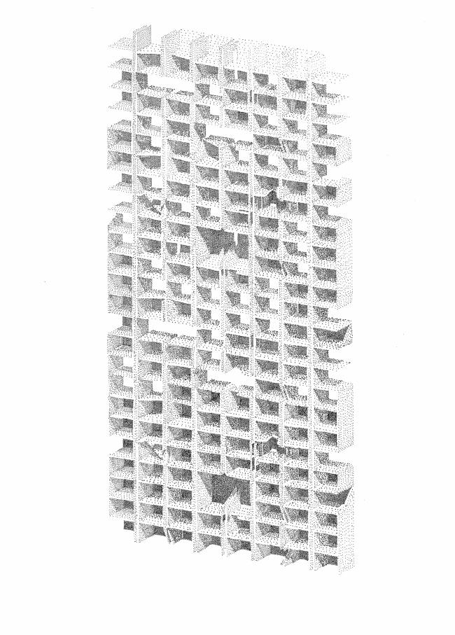 Archaeologies of the Future. Автор: Etienne Bastormagi, StudioEtienneBas (Ливан)