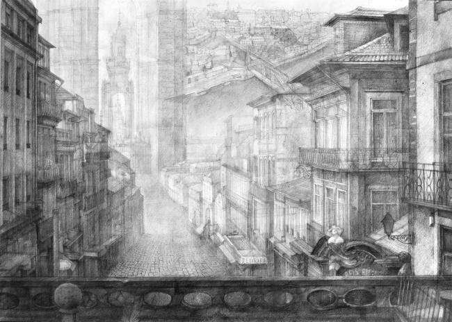 Portuguese Street. Автор: Анна Будникова, Стройпроект СБ (Россия)
