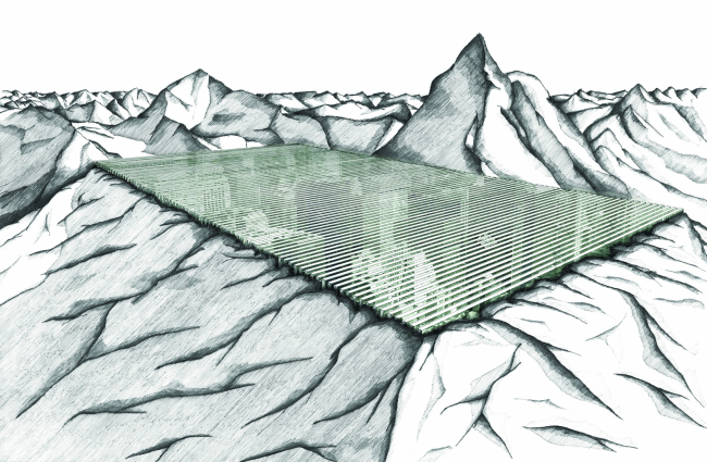 Surfaces are solids. Автор: Josef Saller, heri&salli (Австрия)