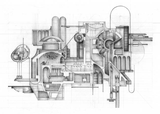 Abstract and Esoteric Tectonics. Автор: Nada AlMulla, American University of Sharjah (ОАЭ)