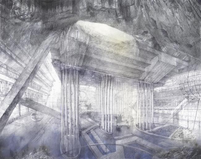 Hydrological Cluster. Автор: Анна Будникова, Стройпроект СБ (Россия)