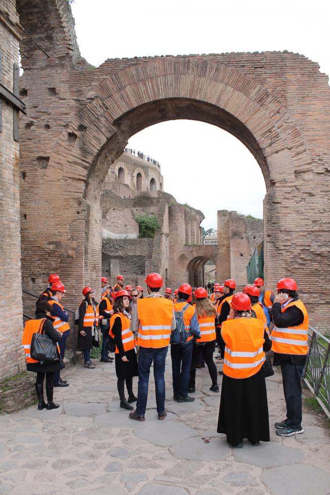 Итальянская ассоциация реставрационных компаний Assorestauro. Фотография предоставлена Агентством ИЧЕ