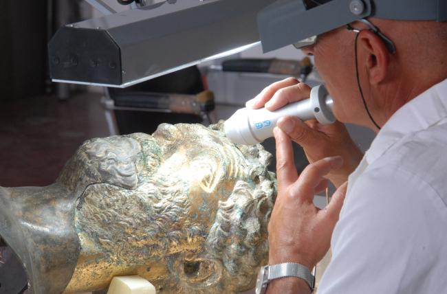 Реставрационные работы компании EL.EN. Фотография предоставлена Агентством ИЧЕ