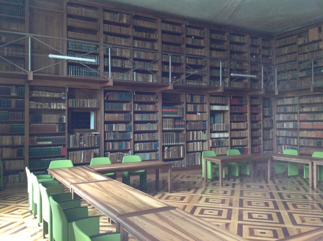 Реставрационные работы компании INNOVART. Фотография предоставлена Агентством ИЧЕ