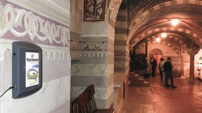 Реставрационные работы компании TECNOVA GROUP. Фотография предоставлена Агентством ИЧЕ