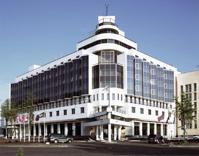 "3-star Hotel ""Pur-Navolok Otel"""