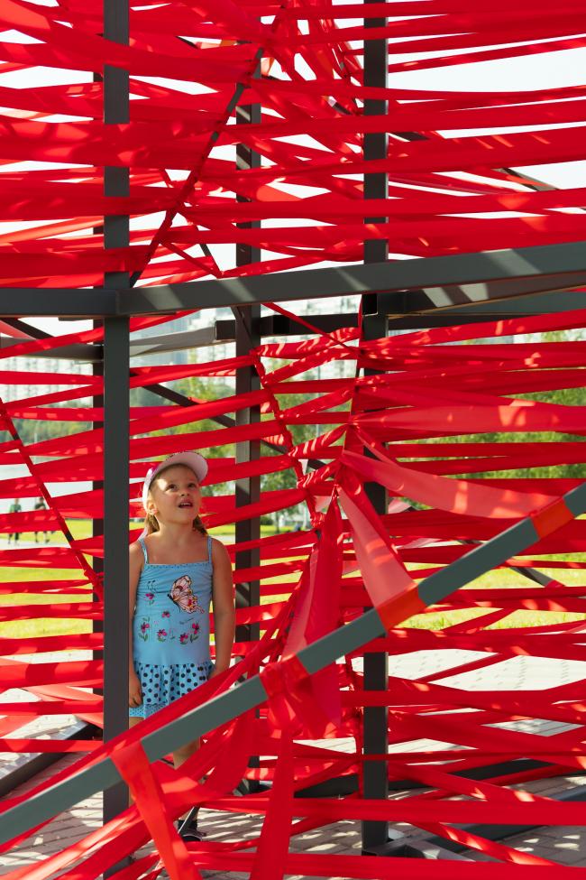 Воробьевы горы. Автор проекта: Кристина Рыкова, бюро Wowhaus. Фотография © Дмитрий Чебаненко