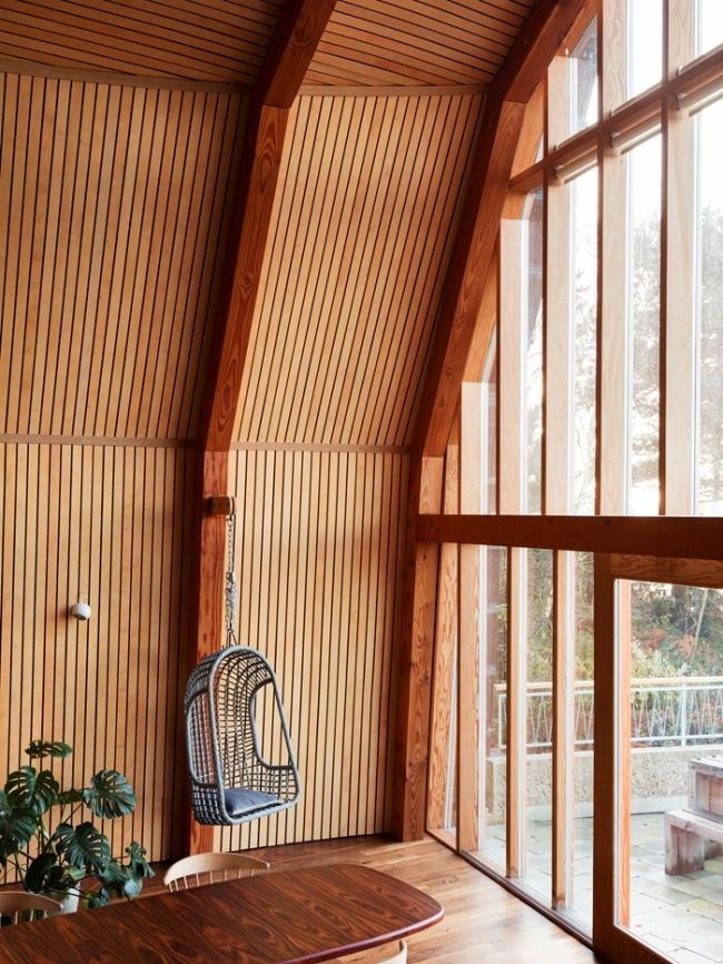 Премия Стивена Лоуренса: дом The Houseboat, архитекторы Меридит Баулс (Mole Architects) и Ребекка Гренджер. Фото © Rory Gardiner