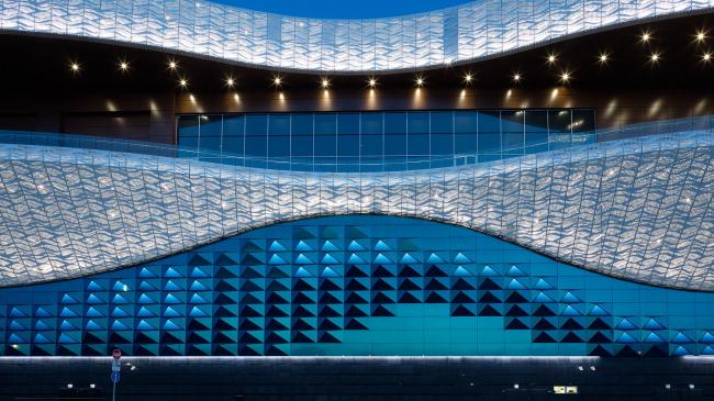 ТРЦ «Ривьера». Фотография с сайта alucobond.com