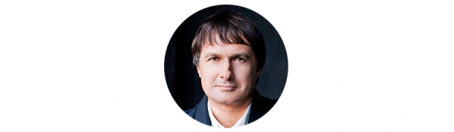 Антон Надточий, генеральный директор бюро ATRIUM