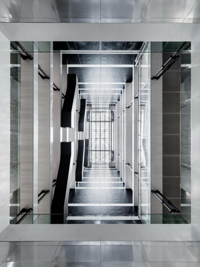 Административное здание на улице Рейнстрат, 8. Фото: Delfino Sisto Legnani & Marco Cappelletti © OMA