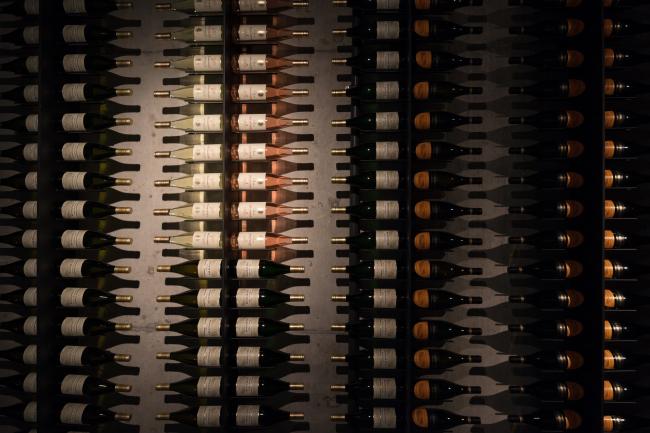 Винодельня в Гай-Кодзоре. Реализация, 2013-2017. Kleinewelt Architekten. Фотография