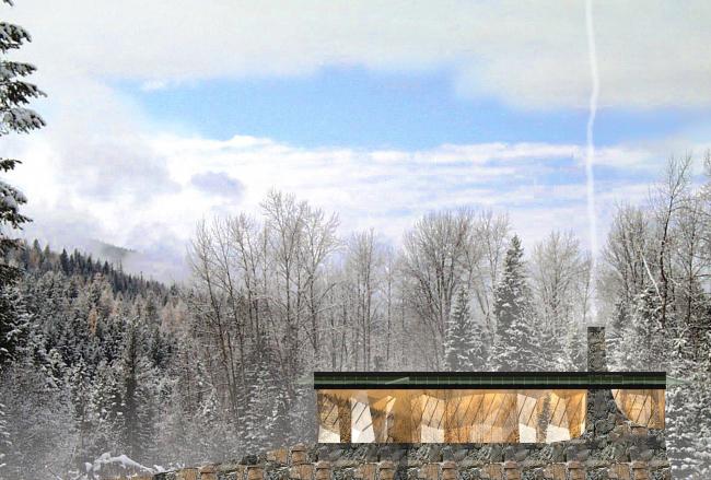 Коттеджный поселок «Журавлевы горы» © Ингмар «Архитектурно-Строительное Бюро»