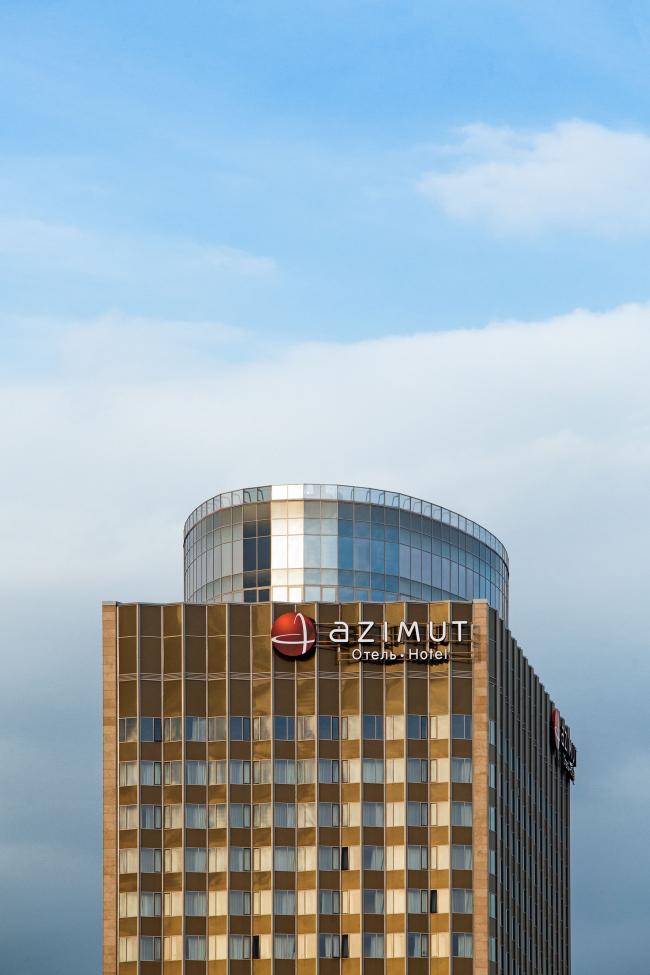 Azimut Hotel Smolenskaya © T+T Architects