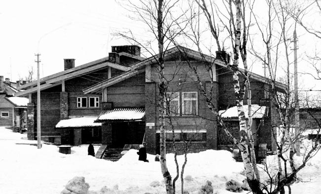 Жилой поселок «Кремль» на Соловецких островах