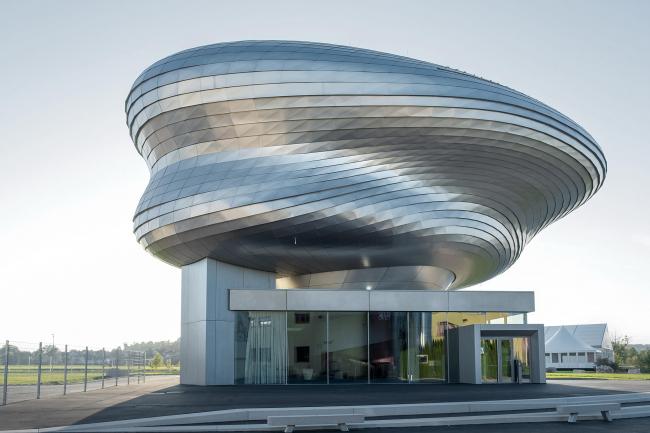 Посетительский центр Paneum © Markus Pillhofer