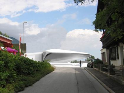Канатная дорога Хунгербургбан. Проект