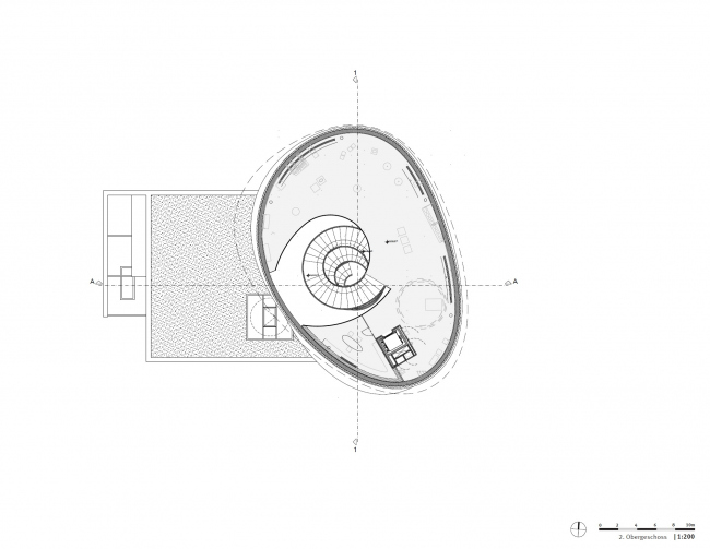 Посетительский центр Paneum © Coop Himmelb(l)au