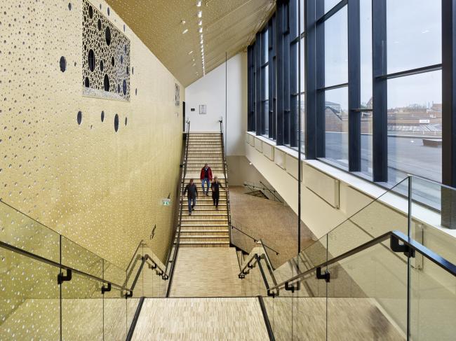Культурный центр Odeon © Kirstine Mengel