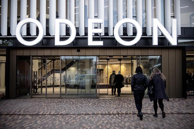 Культурный центр Odeon © Jens Wognsen