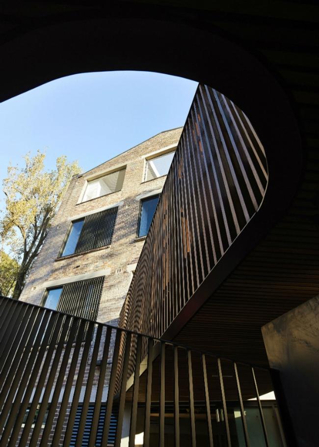 Центр раннего обучения Восточного Сиднея (Австралия).  Andrew Burges Architects. Изображение предоставлено WAF