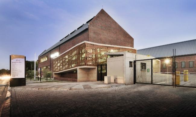 Клиника Westbury (Йоханнесбург, ЮАР).  Ntsika Architects. Изображение предоставлено WAF