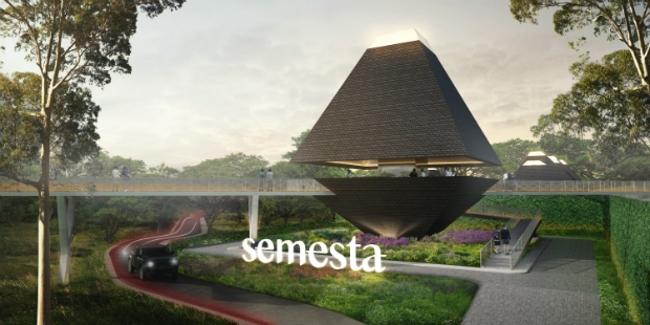 Реабилитационный центр Desa Semesta (Богор, Индонезия).  Magi Design Studio. Изображение предоставлено WAF