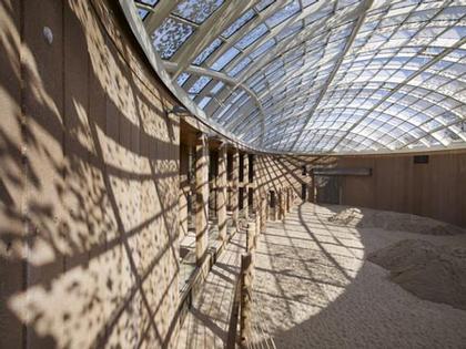 «Дом слонов» в Копенгагенском зоопарке. Фото © Richard Davies