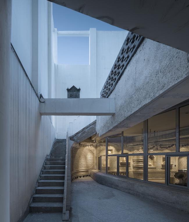 Музей западных областей Дунчжуан ©  Yao Li