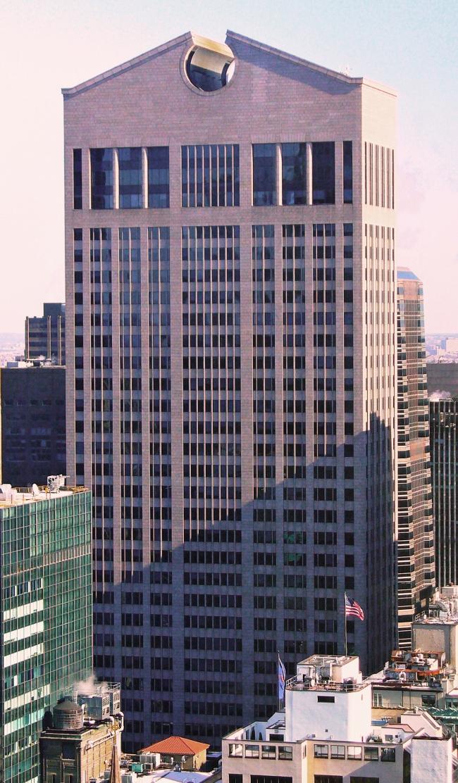 Здание AT&T на Манхэттене