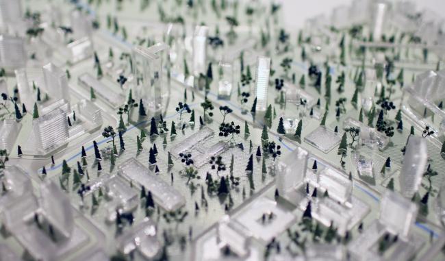 Концепция реновации Головинского района © ЦАБ Цимайло, Ляшенко и Партнеры + Valode & Pistre Architectes. Фотография © Юлия Тарабарина, Архи.ру